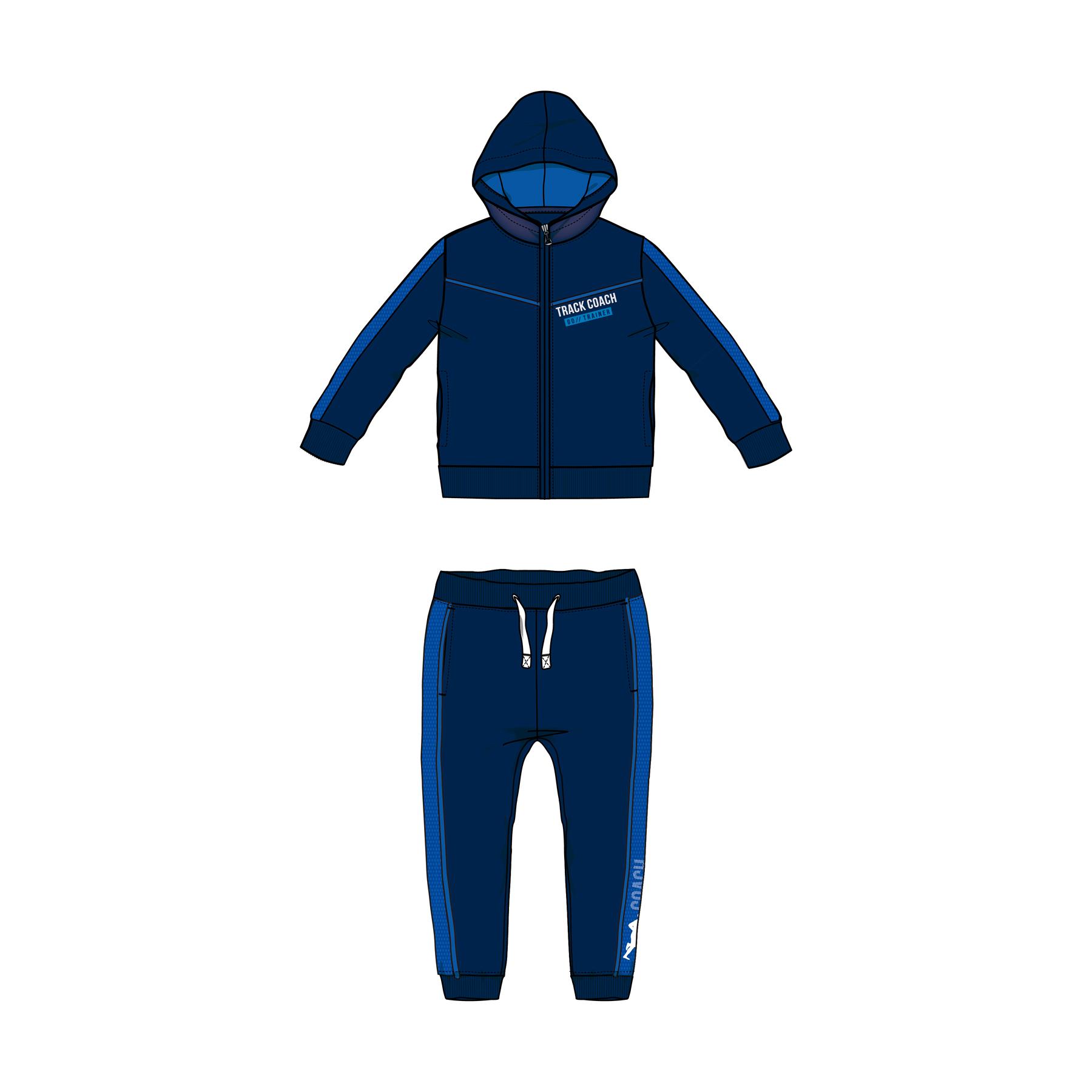 Trening copii Chicco, albastru, 78754
