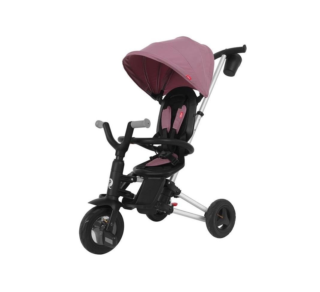 Tricicleta Copii Multifunctionala Nova Air, Violet, 6luni-3ani imagine
