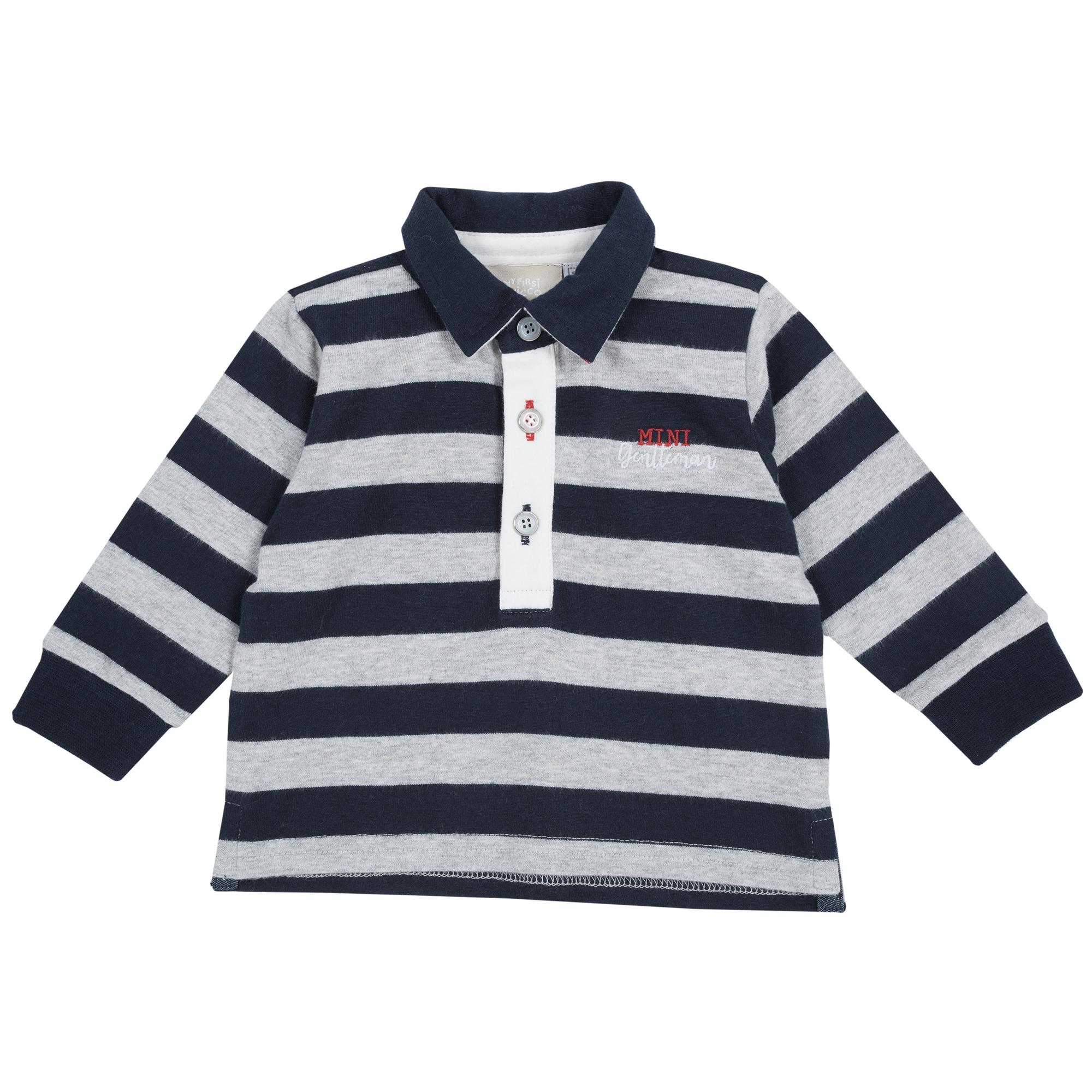 Tricou copii Chicco, bleumarin, 33455