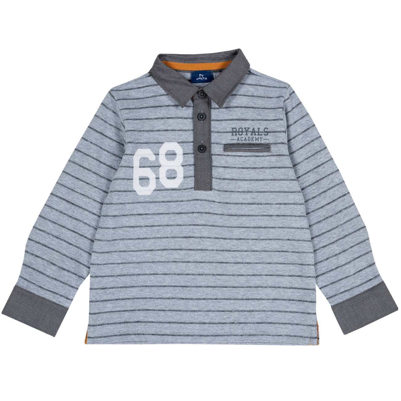 Tricou copii Chicco, gri, 33460