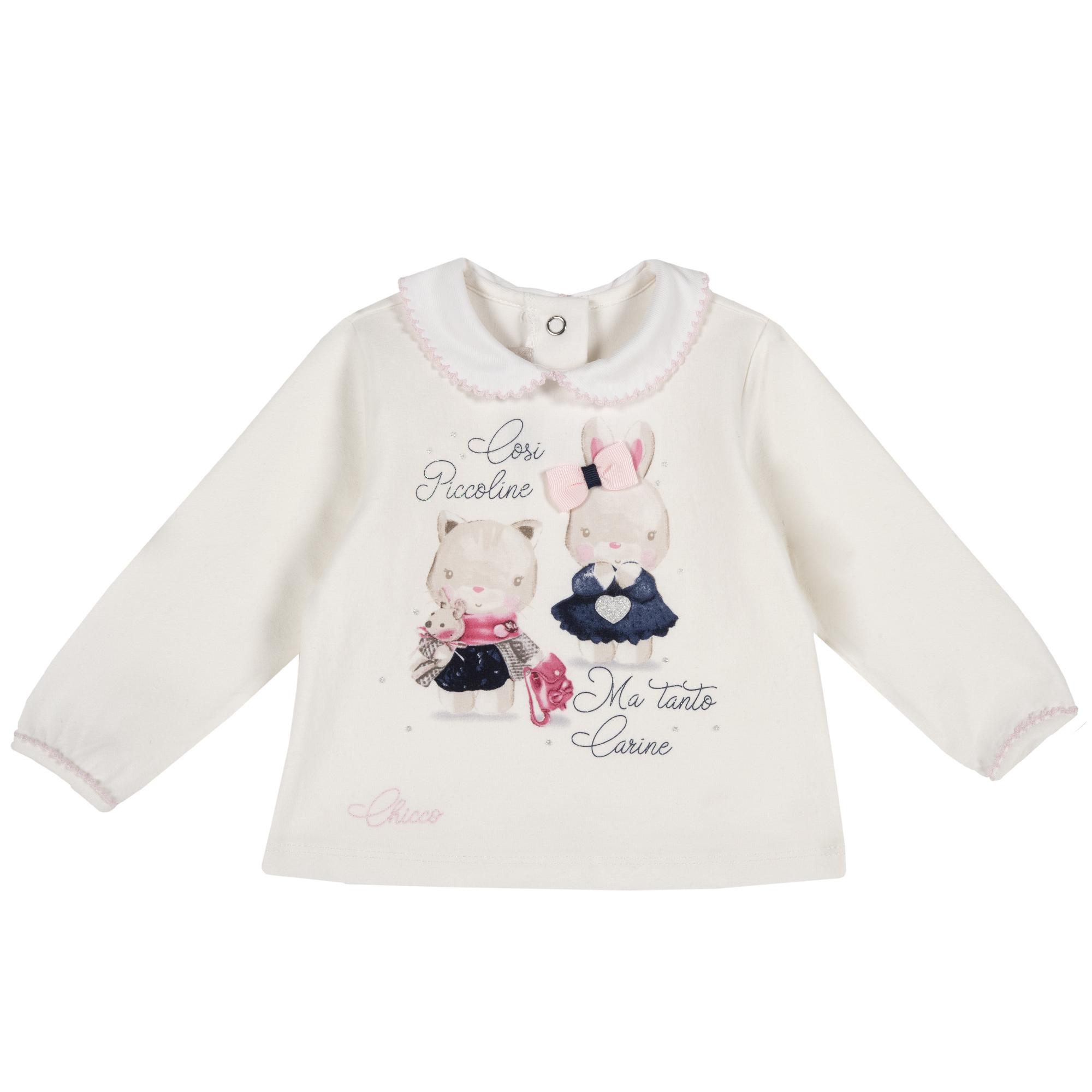 Bluza Copii Chicco, Guler, 68642 imagine