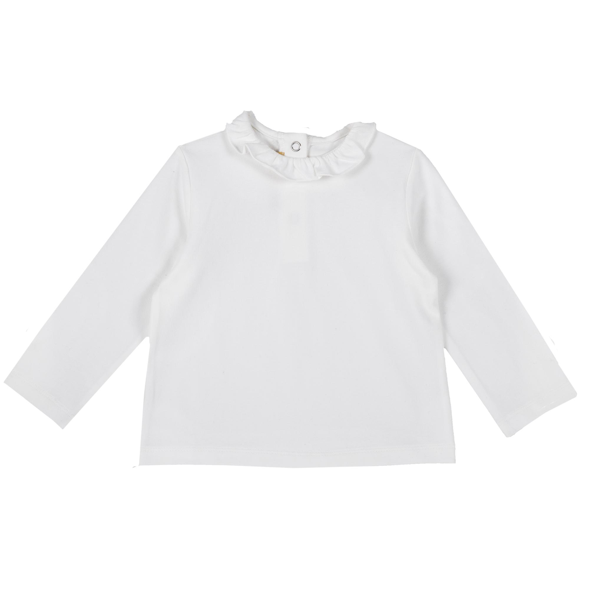 Tricou copii Chicco, alb
