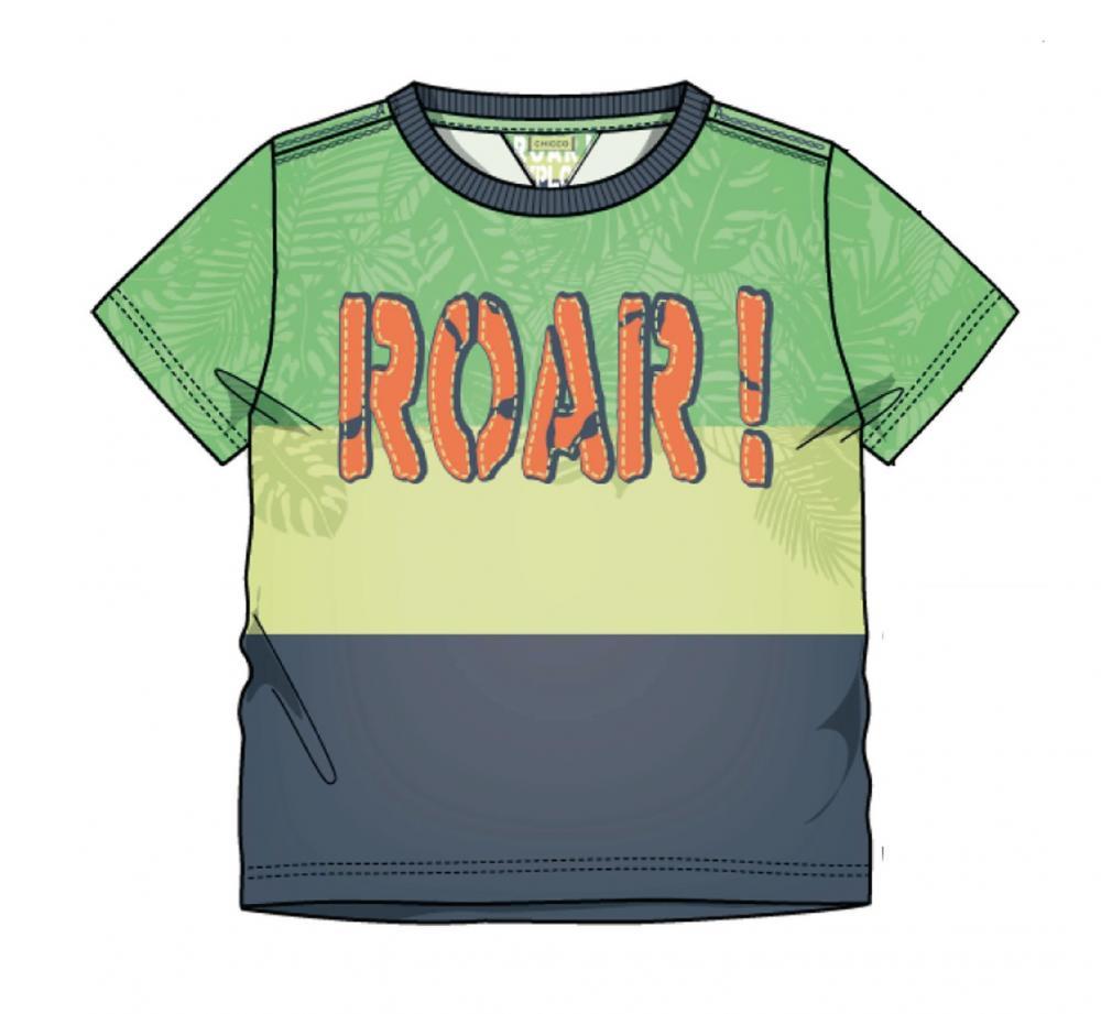 Tricou Chicco, verde, 47998 din categoria Tricouri copii