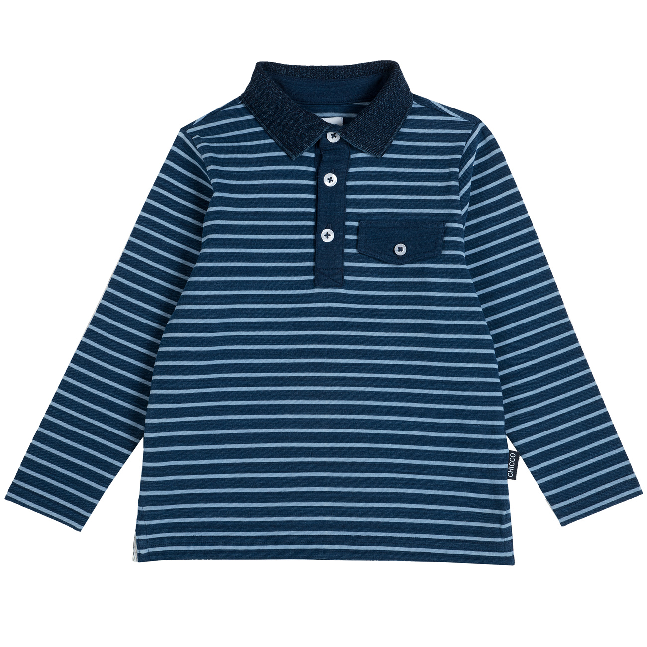 Tricou Copii Chicco, Albastru