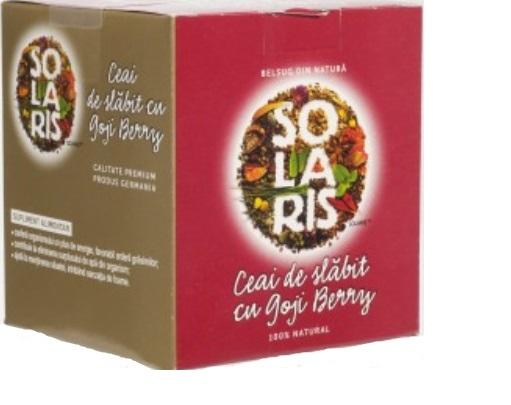 ceai de slabit goji berry solaris pareri cele mai bune medicamente pentru pierderea în greutate
