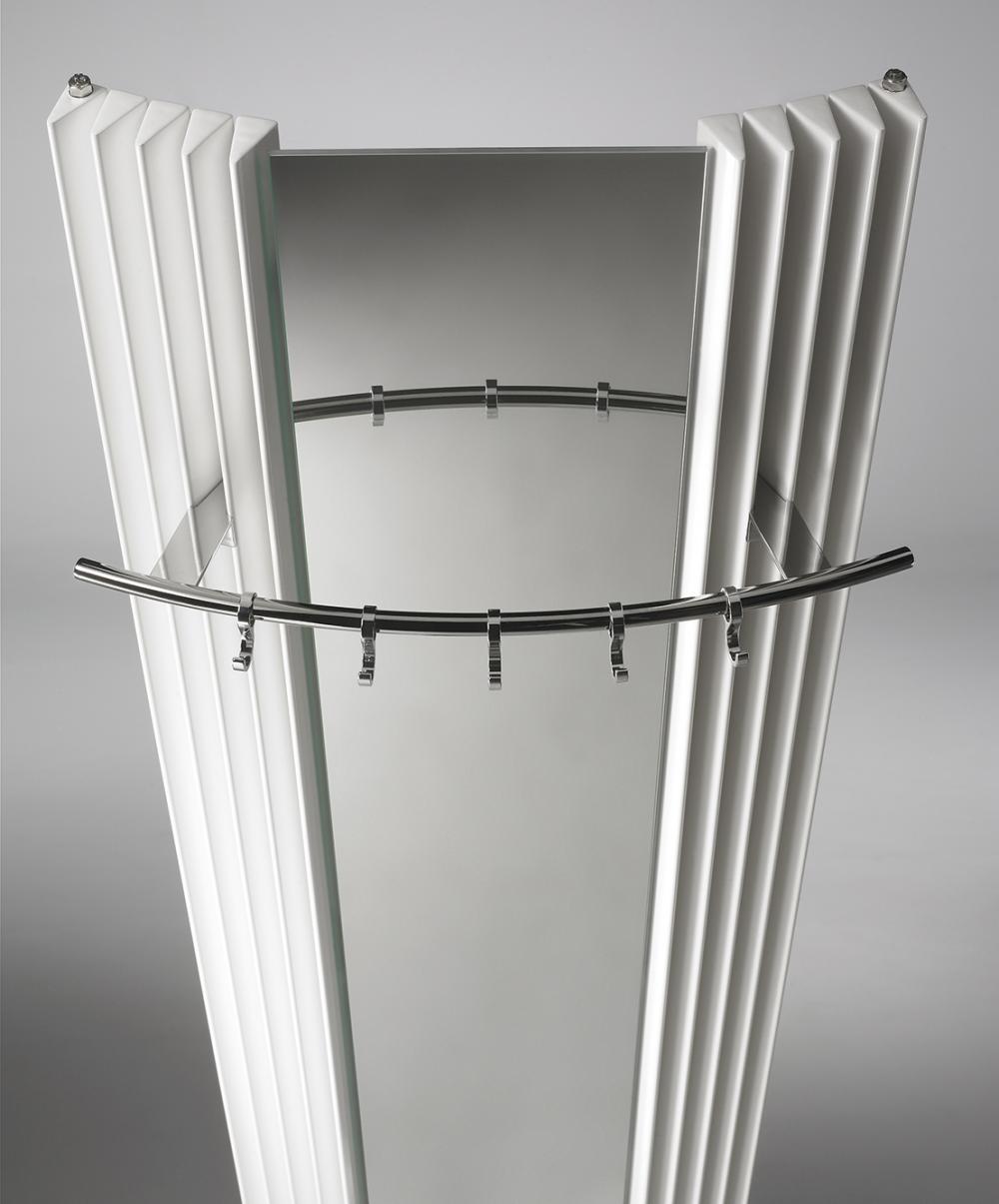 Calorifer cu oglinda Jaga Iguana Visio 2200x519 mm, 780 W