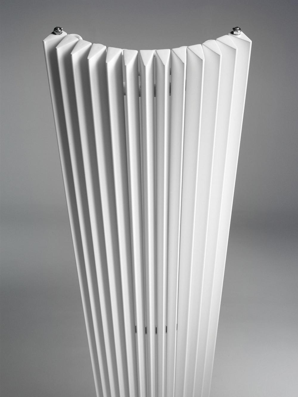 Calorifere decorative de colt Jaga Iguana Corner 2000x272 mm, 1058 W