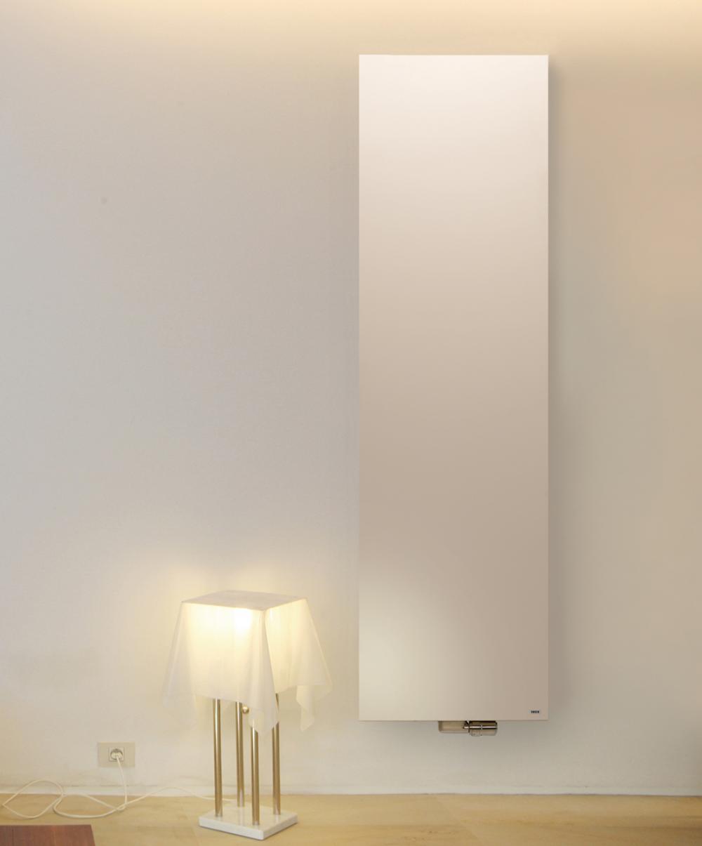 Calorifere verticale otel Vasco Niva N2L1 1220x420 mm, 988 W