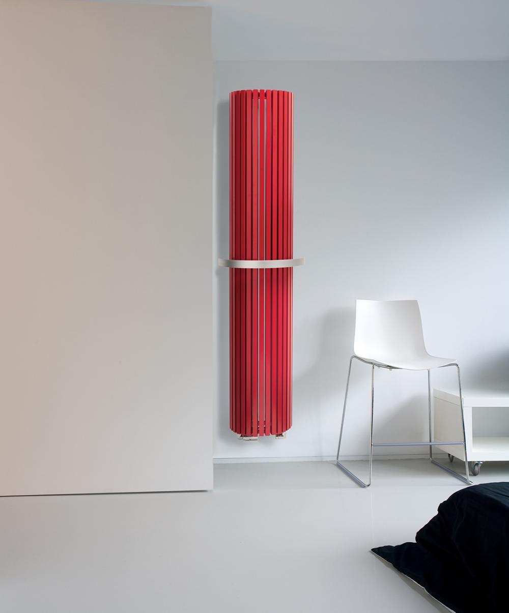 Calorifere decorative semirotunde Vasco Carre CR-O 2000x430 mm, 2174 W