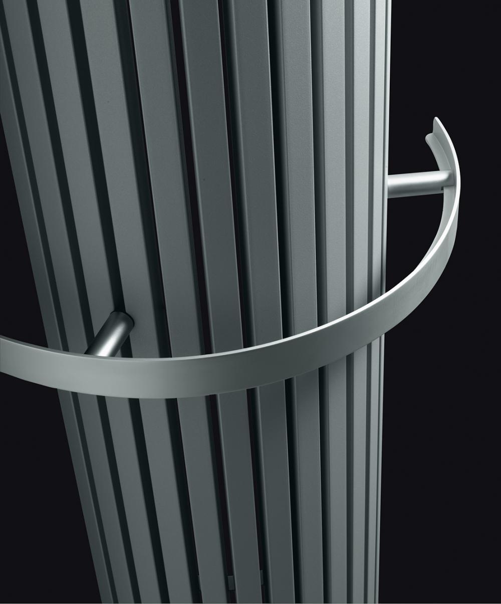 Calorifere decorative semirotunde Vasco Carre CR-O 2000x350 mm, 1676 W