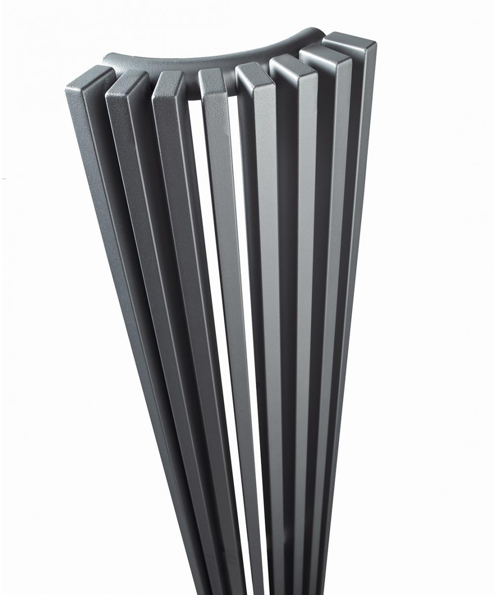 Calorifere decorative de colt Vasco Zana ZV-A 1800x322 mm, 1071 W