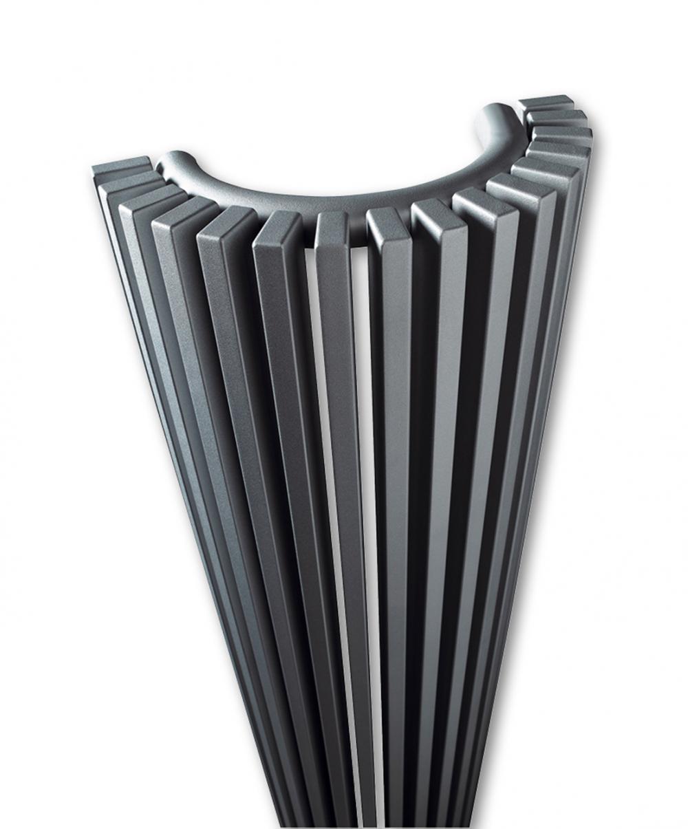 Calorifere decorative semirotunde Vasco Zana ZV-O 1800x473 mm, 2094 W