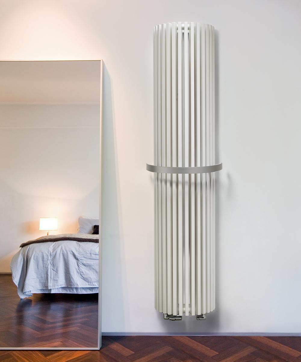 Calorifere decorative semirotunde Vasco Zana ZV-O 1400x393 mm, 1294 W