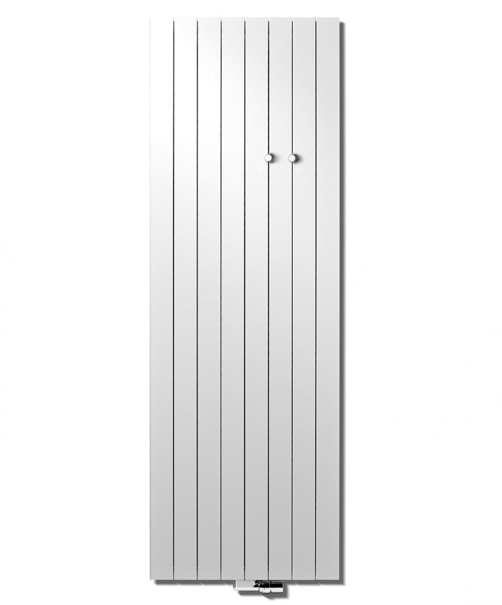 Calorifere verticale aluminiu Vasco Zaros V75 2200x450 mm, 1765 W