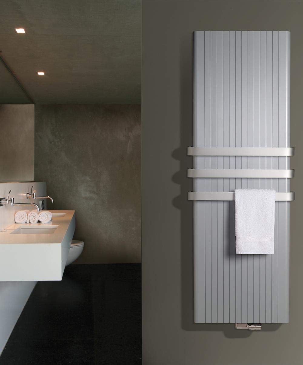 Calorifere decorative aluminiu Vasco Alu-Zen 2000x450 mm, 1742 W