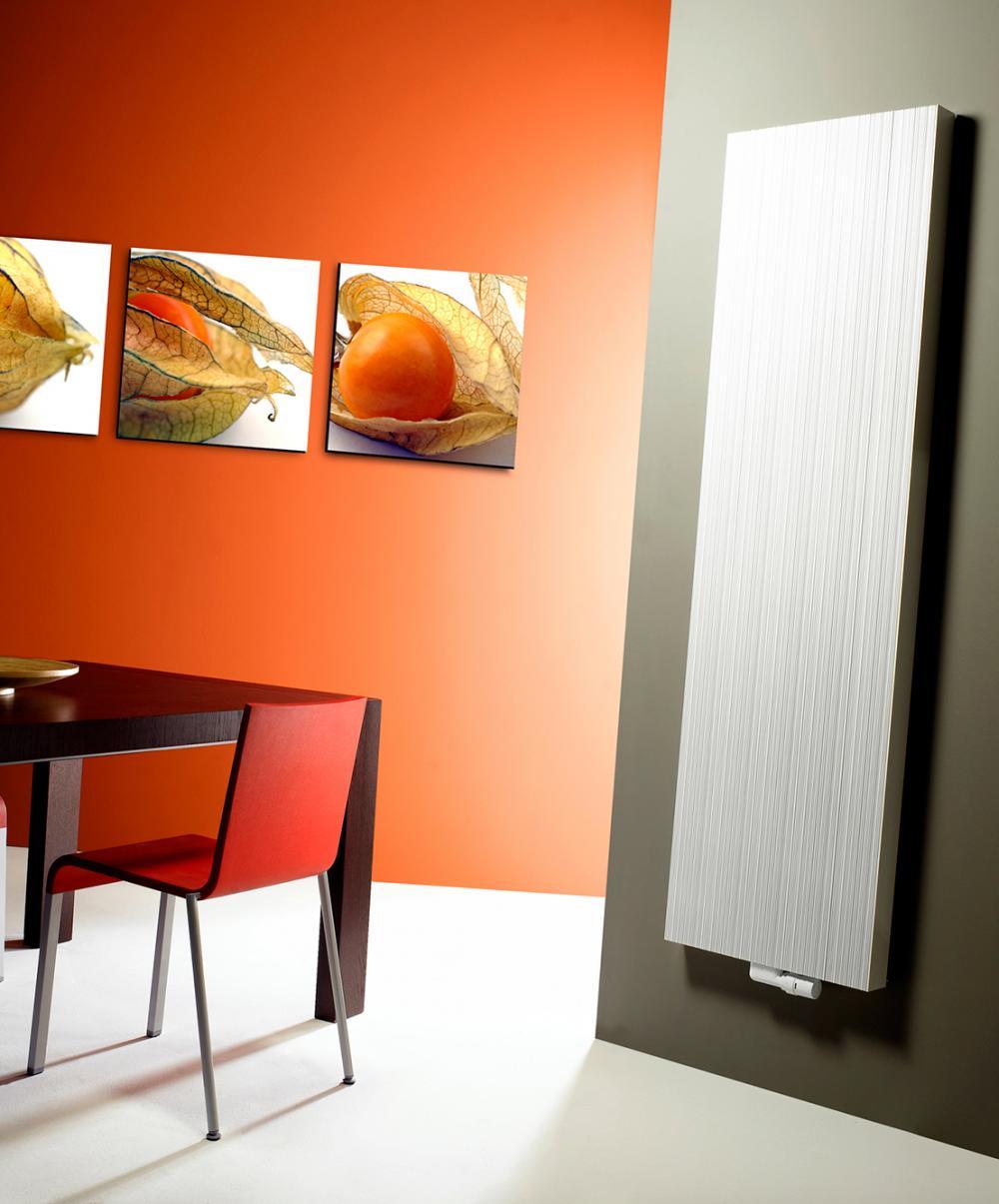 Calorifere decorative aluminiu Vasco Bryce 2200x375 mm, 1628 W