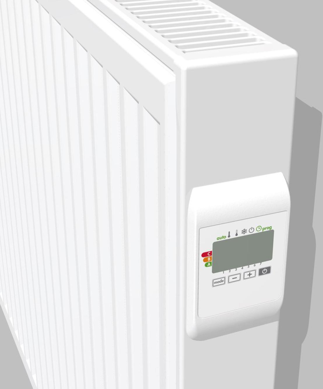 Calorifere electrice de perete Vasco E-Panel EP-H-RIB 600x1001mm, 1500W