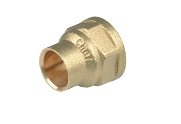 Adaptor cupru 42 mm x 1``1/2 filet interior