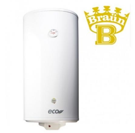 Boiler electric 100 litri Braun Ecofire rezistenta electrica 1500W cu garantie 5 ani
