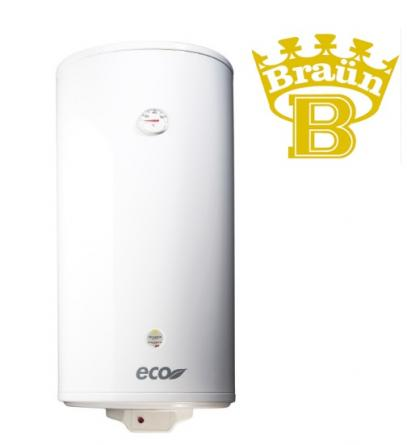 Boiler electric 60 litri Braun Slim rezistenta electrica 1200W