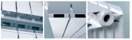 Element aluminiu 1400 Forte XL Favalli