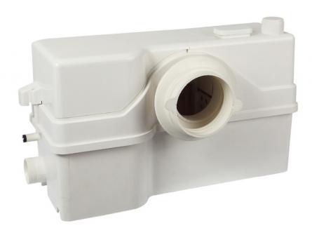 Pompa cu tocator wc Homac 800