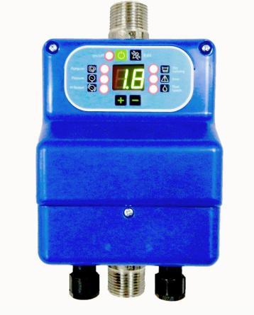 Presostat electronic PresSystem cu protectie supratensiune