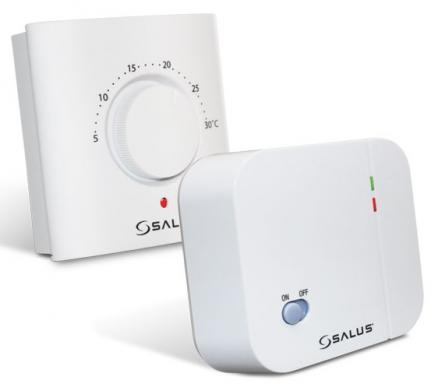 Termostat wireless Salus ERT20RF