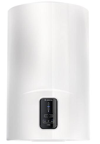 Boiler electric Ariston Lydos Eco 80L, 1800 W, functie Eco Evo, rezervor emailat cu Titan imagine fornello.ro