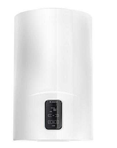 Boiler electric Ariston Lydos Plus 50L, 1800 W, programare saptamanala, rezervor emailat cu Titan imagine fornello.ro