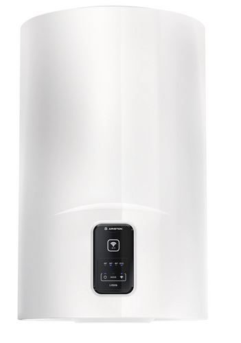 Boiler electric Ariston Lydos Wi-Fi 80L, 1800 W, conectivitate internet, rezervor emailat cu Titan imagine fornello.ro
