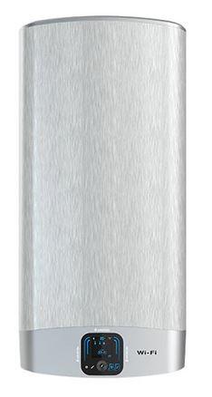 Boiler electric Ariston VELIS EVO WiFi 100 EU, 100 litri, Afisaj Inteligent, 2 rezervoare emailate cu titan, instalare V/O, 2 x 1500 W imagine fornello.ro