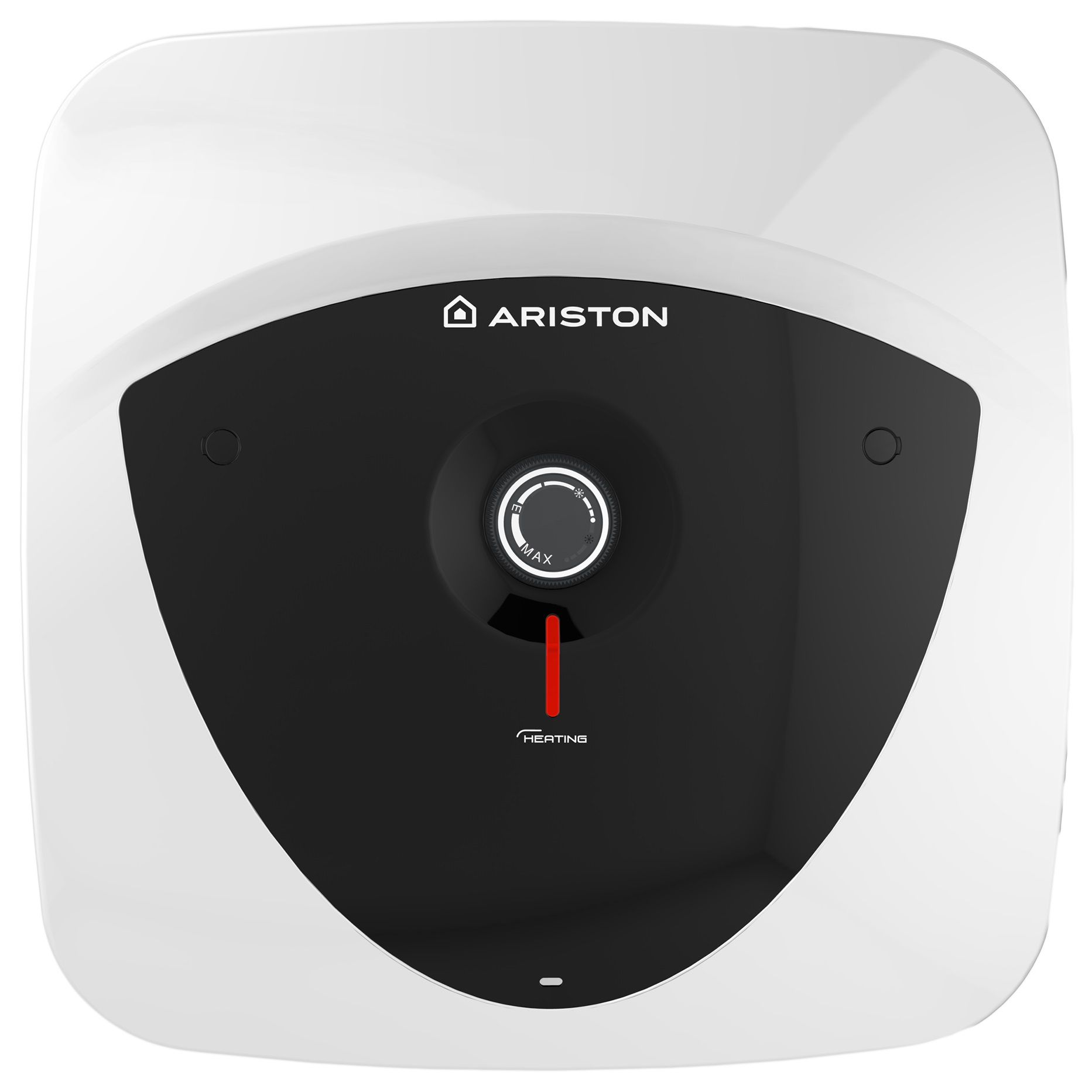 Boiler electric Ariston Andris LUX 10 EU, 10 l, 1200 W, Led iluminat, Protectie electrica IPX5, Montare deasupra chiuvetei, Reglaj extern de temperatura imagine fornello.ro