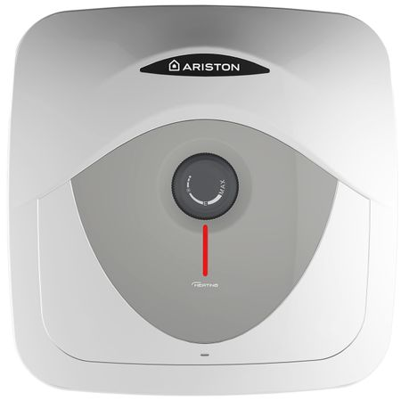 Boiler electric Ariston Andris RS 30 EU, 30 l, 1500 W, Led iluminat, Protectie electrica IPX1, Montare deasupra chiuvetei, Reglaj extern de temperatura imagine fornello.ro