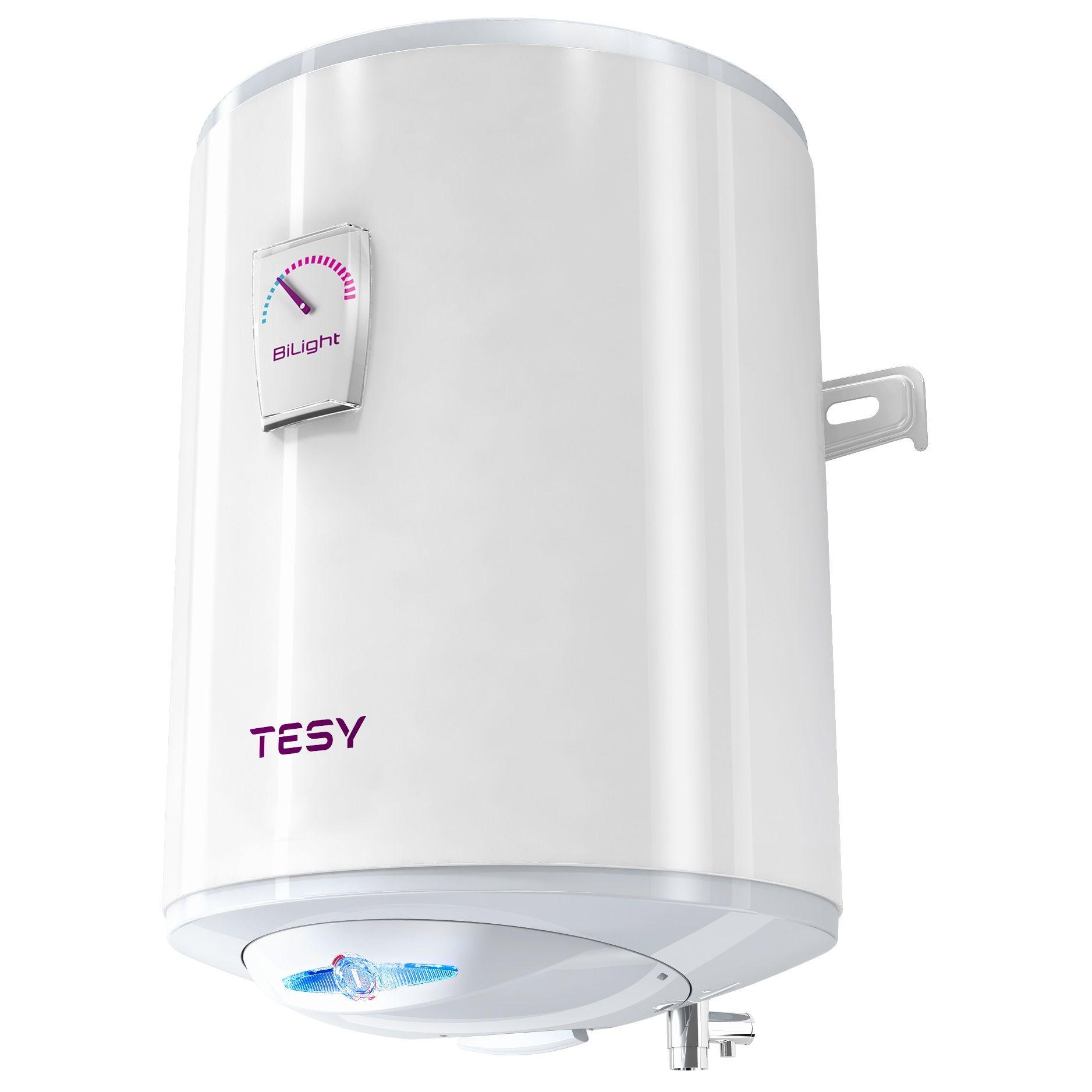 Boiler electric Tesy BiLight GCV303512B11TSR, 1200 W, 30 l, 0.8 Mpa, 18 mm, Protectie anti-inghet imagine fornello.ro
