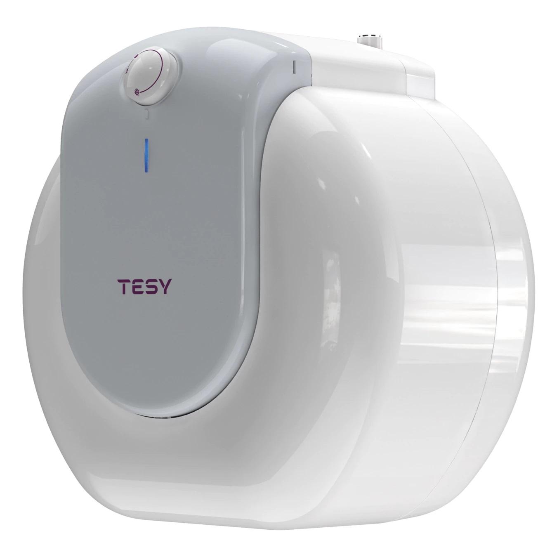 Boiler electric Tesy Compact Line GCU 1015 L52RC, 1500 W, 10 l, 0.9 Mpa, Termostat reglabil, Montare sub chiuveta, Alb imagine fornello.ro