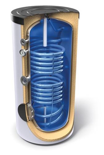 Boiler solar bivalent 300 litri Tesy EV 10/7 S2 300 65 imagine fornello.ro