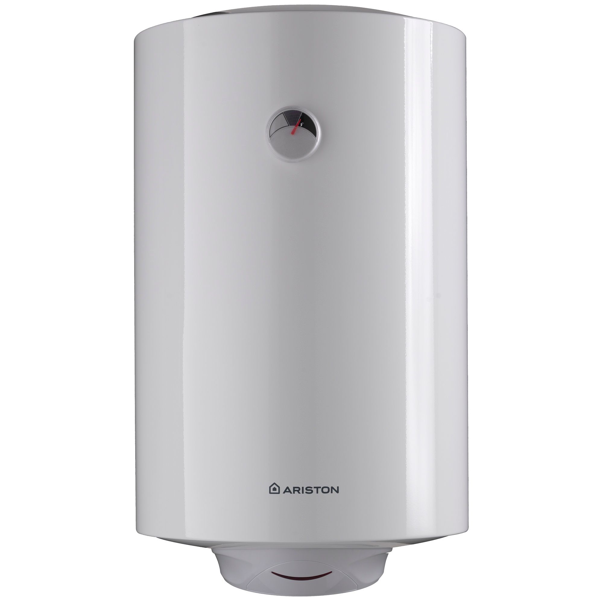 Boiler termoelectric Ariston Pro R VTS 150, 2000 W, 150 l, 0.8 Mpa, Serpentina pe partea stanga, Alb imagine fornello.ro