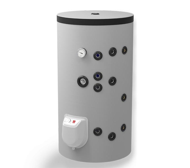 Boiler termoelectric cu doua serpentine, Eldom FV15060S2 , 3000W, 150 l imagine fornello.ro