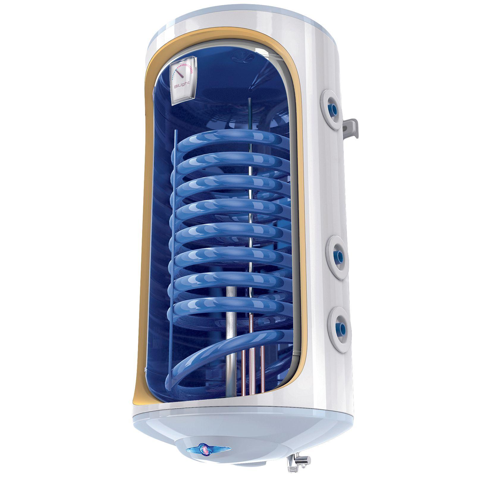 Boiler termoelectric cu serpentina Tesy BiLight GCV9S 1504420 B11 TSRP, 2000 W, 150 l, 0.8 Mpa, 18 mm imagine fornello.ro