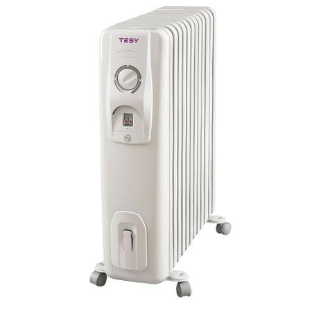 Calorifer TESY CC 3012 E05 R, 3000 W, 12 elementi, 3 trepte de putere, Termostat de siguranta, Termostat reglabil, Protectie anti-inghet imagine fornello.ro
