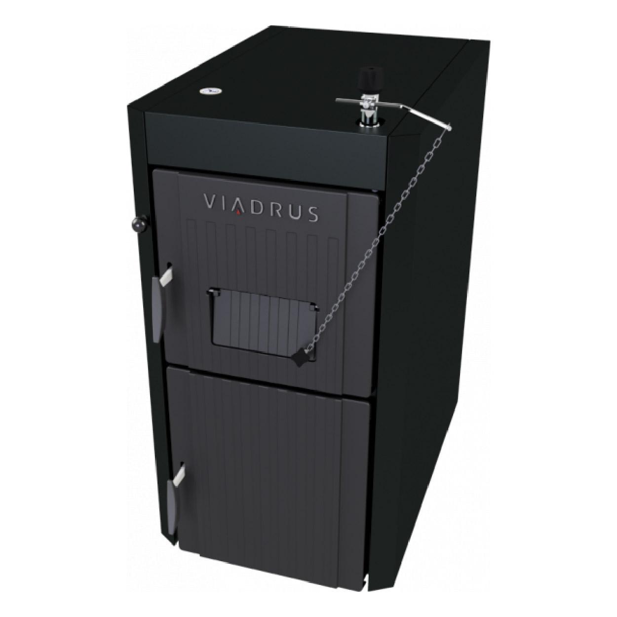 Cazan Viadrus fonta 38 kW U22 Economy fornello imagine