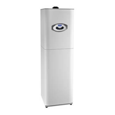 Centrala termica in condensatie ARISTON GENUS PREMIUM EVO FS 25 EU, kit evacuare inclus imagine fornello.ro