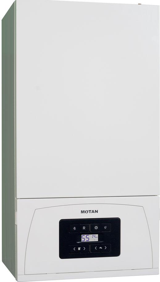 Centrala termica Motan Condens 050 24 - 24 kW, condensatie, kit evacuare inclus