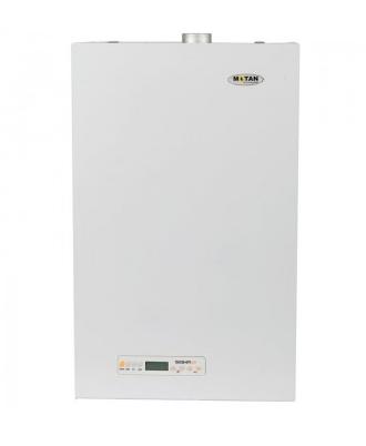 Centrala termica pe gaz conventionala MOTAN SIGMA 24 kw Erp, grup hidraulic compozit, kit evacuare inclus fornello imagine