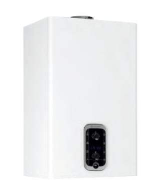 Centrala termica pe gaz in condensare CHAFFOTEAUX NIAGARA ADVANCE 25, boiler 40 l, kit evacuare inclus, 5 ani garantie imagine fornello.ro