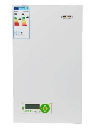 Centrala termica pe gaz in condensatie MOTAN MK DENS 35, grup hidraulic din alama, kit evacuare inclus imagine fornello.ro