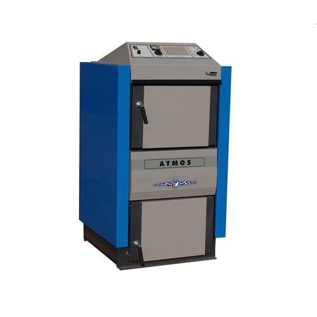 Centrala termica pe lemne ATMOS DC30SX 30 kW imagine fornello.ro