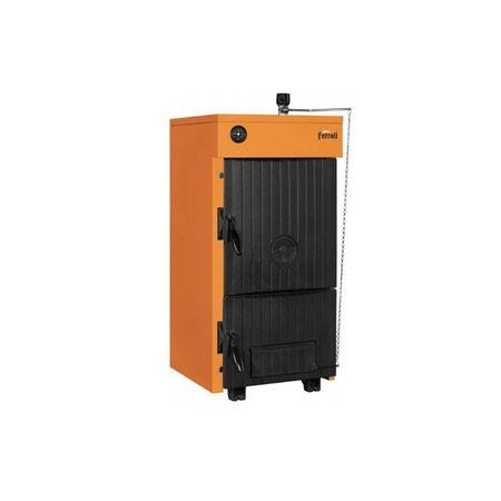 Centrala termica pe lemne Ferroli SFB 5 - 34 kW imagine fornello.ro