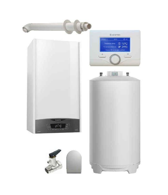 Pachet Centrala termica in condensare Clas One System 24 cu boiler BCH 200 L imagine fornello.ro